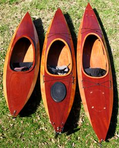 Wood Duck 10, 12 & 14 Recreational Kayak: A Beautiful, Ultra-light Kayak You Can Build from a Kit or Plans!