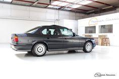 Clean E34 BMW M5