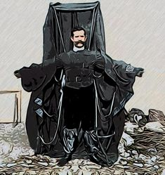 What goes up…. The Ballad of Franz Reichelt. | Tales of History and Imagination Go Up, World History, Imagination, Fantasy, History Of The World