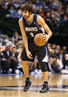 Ricky Rubio Minnesota Timberwolves