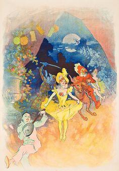 Christopher-Clark Fine Art - San Francisco, CA 94102 - Christopher Clark, Jules Cheret, Art Impressions, Cursed Child Book, Amazing Art, Watercolor Tattoo, Harry Potter, Artsy, Fine Art