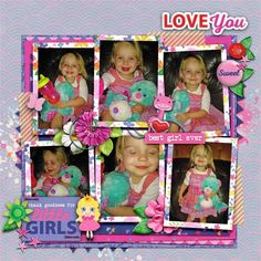 GingerScraps :: Kits :: Little Sweetheart by Clever Monkey Graphics