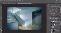 Interior Design Post Production Tutorial   Photoshop Architectural Tutorials   ARCH-student.com