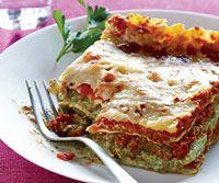 Need to make this soon!  Vegan Lasagna