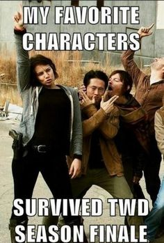 """found on """"The Walking Dead Memes"""" facebook page"""