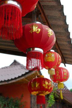chinese lanterns ----------- #china #chinese #chinatown