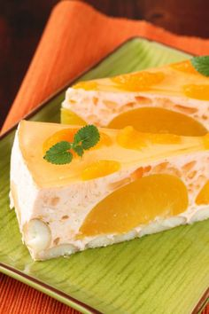 Nepečená broskyňová torta s mascarpone - Recept pre každého kuchára, množstvo receptov pre pečenie a varenie. Recepty pre chutný život. Slovenské jedlá a medzinárodná kuchyňa