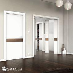 Puerta de Interior | Modelos Aura | Serie Imagin | Puertas Castalla Interior Doors, Oversized Mirror, Furniture, Home Decor, Models, Wardrobes, Homemade Home Decor, Internal Doors, Home Furnishings