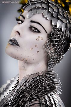 Anillarte and Bruno Barbeybol by Rebeca Saray Gude, via Behance