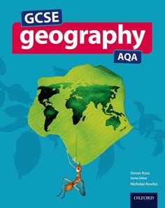 GCSE Geography AQA Student Book for the 2016 specification Gcse Exams, Exam Revision, Gcse Geography, Geography Lessons, Got Books, Books To Read, Aqa, Student Motivation, Book Authors