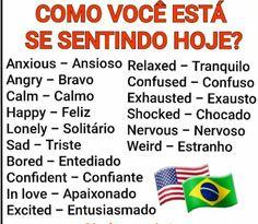 Build Your Brazilian Portuguese Vocabulary English Help, English Course, English Tips, Learn English Words, English Vocabulary Words, English Phrases, English Study, English Lessons, English Writing