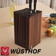【楽天市場】ヴォストフ ナイフブロック ( WUS-7262 ) 【 WUSTHOF 包丁立て ナイフスタンド 食器 洋食器 ブランド食器 北欧 おしゃれ お洒落 収納 シンプル 】:アドキッチン