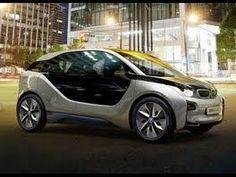BMW i-3 Electric Car Concept