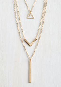 Tier Ye, Tier Ye! Necklace From the Plus Size Fashion Community at www.VintageandCurvy.com