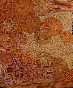 ARTIST Walangkura Napanangka  REGION Central & Western Desert  TITLE My Country  YEAR 2008