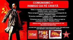 ACORDA BRASIL!!! ACORDA IGREJA!!!: O Cristão Comunista.