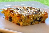 Loli - Island Cake from Sifnos (Lenten)