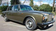 Chassis SBH40781 (1980) Saloon