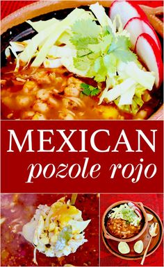 Rojo with Chicken Easy Mexican Pozole rojo recipe - Easy Mexican Pozole rojo recipe -Pozole Rojo with Chicken Easy Mexican Pozole rojo recipe - Easy Mexican Pozole rojo recipe - Authentic Mexican Recipes, Mexican Food Recipes, Mexican Desserts, Mexican Dinners, Dinner Recipes, Drink Recipes, Dinner Ideas, Pork Recipes, Chicken Recipes