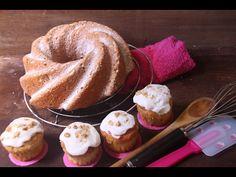QUEQUE O BUDÍN ECONÓMICO oo QUEQUE YOGURT - YouTube Bagel, Doughnut, Bread, Sweet, Party, Desserts, Chefs, Foods, Youtube