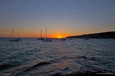 Good morning sunny Formentera