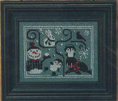 The Four Seasons - Cross Stitch Patterns & Kits (Page 28) - 123Stitch.com