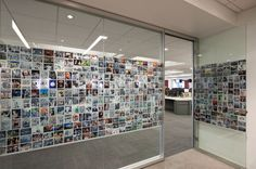 Daily News office  TPG Architecture - portfolio Produced by Applied Image Inc.