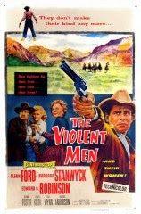 Lev Stepanovich: MATÉ, Rudolph.  Hombres violentos (1955)