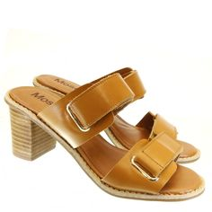 Sandália Velcro Whisky 1530 Moselle   Moselle sapatos finos femininos! Moselle sua boutique online.