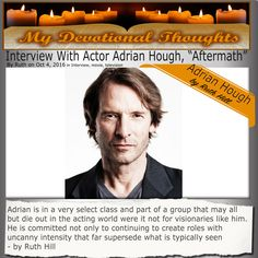adrian hough filmography