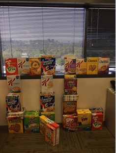 Healthy Over Hungry Cereal Drive 2016