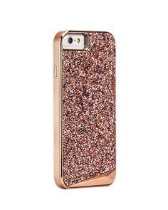 Rose Gold Brilliance iPhone 6 Plus Case
