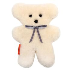 Soft, cuddly, cute and flat. Made from Australian sheepskin shaped like a teddy bear. They are natural, plush, luxurious – perfect gifts for new babies and kids. Fluffy Teddy Bear, People Fall In Love, Fancy, New Baby Gifts, Toddler Toys, Baby Safe, Doll Toys, Dolls, Plushies