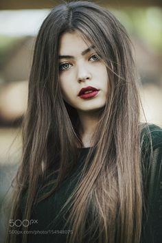 Beautiful girl by JovanaRikalo