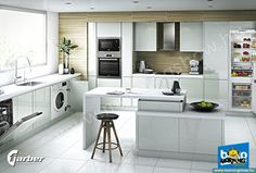 Discover the benefits of Beko's range of integrated and built-in kitchen appliances Build Kitchen Island, Kitchen Dining, Kitchen Decor, Kitchen Ideas, Built In Kitchen Appliances, Kitchen Cabinets, Home Appliances, Shoe Storage Table, Dining Furniture