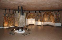 #salentoheritage #salentowebtv un viaggio tra i musei del #salento info http://www.museidelsalento.it/museo-degli-affreschi-della-cripta-di-santa-maria-degli-angeli