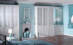 Fitted Bedrooms & Fitted Wardrobes - Neville Johnson