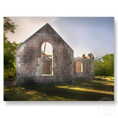 Cottle Church, Caribbean Island of Nevis.  I miss you!