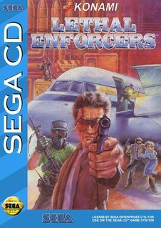 Lethal Enforcers (Sega CD)