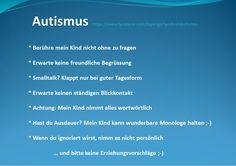 autismus spruch zitat