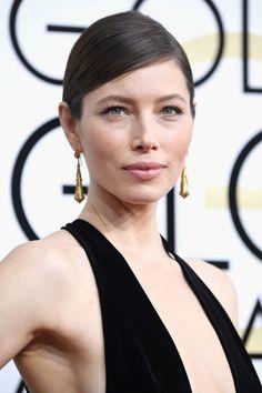 Il make up e le acconciature più belle dei Golden Globe 2017
