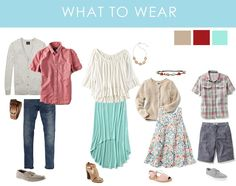 What to Wear for Families | Pretty Presets for Lightroom Photography Tutorial