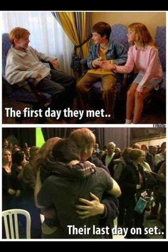 The time before Harry went to Hogwarts, imagined by a fan. Harry Potter World, Memes Do Harry Potter, Mundo Harry Potter, Harry Potter Cast, Harry Potter Fandom, Potter Facts, Harry Potter Last Movie, Harry Potter Ending, Harry Potter Things