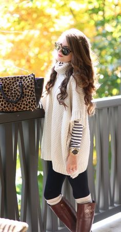 fab casual fall outfit