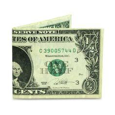 Half Dollar Mighty Wallet