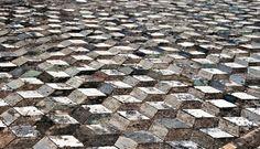 Tumbling Blocks Pompeii House of the Faun