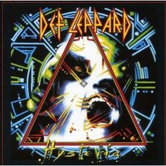 The best hard rock album of the 80s -- Def Leppard's 'Hysteria.'