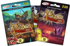 Gift Certificates | Pirate101 Free Online Game