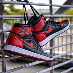 big sale c872b 0efe6 This Jordan 1 is my favourite of all time, which one is yours  Anders Borg  · Tilltalande basketskor