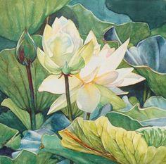 Watercolor by Fran Mangino htt://www.midlifeseries.com